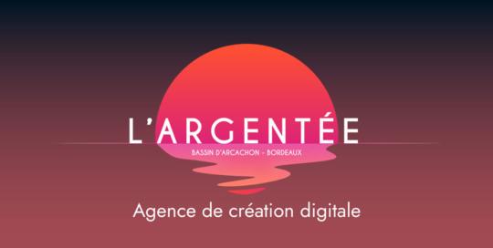 Logo de l'Agence l'Argentée