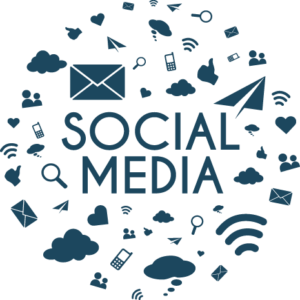 Pictogramme Social Media