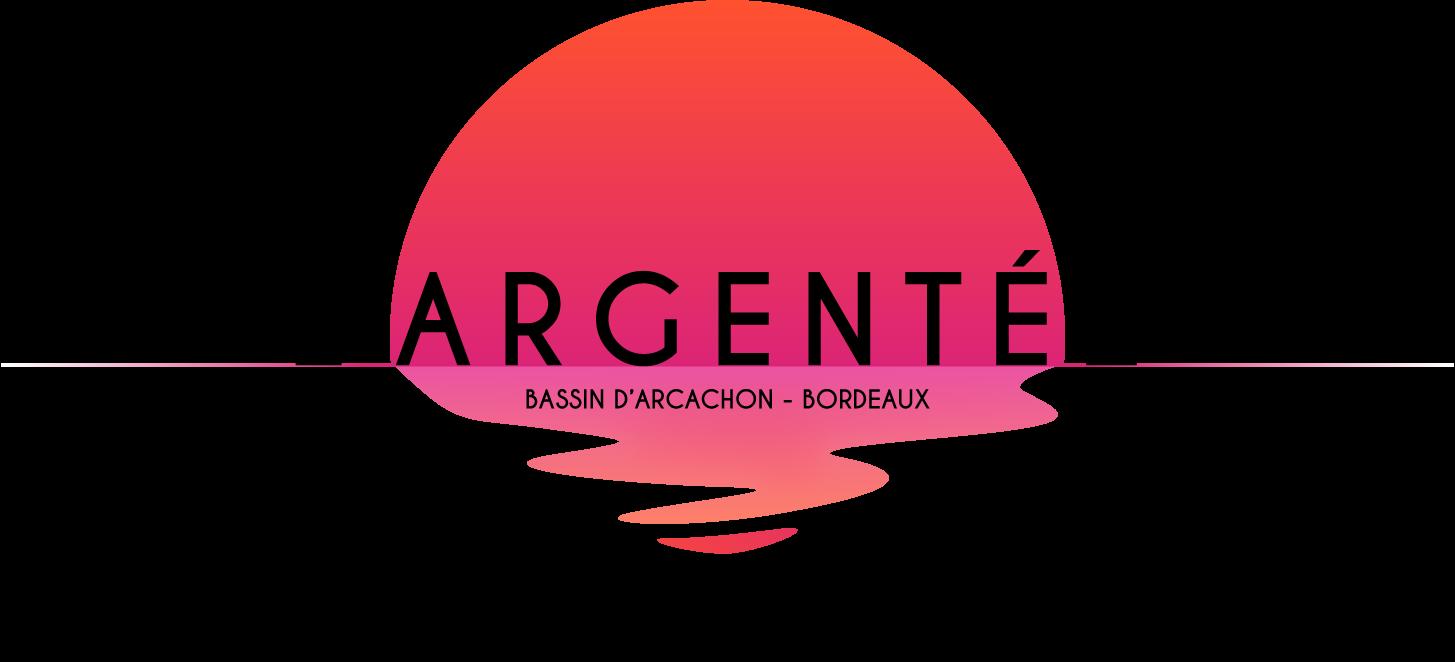 Logo l'Argentée version lune