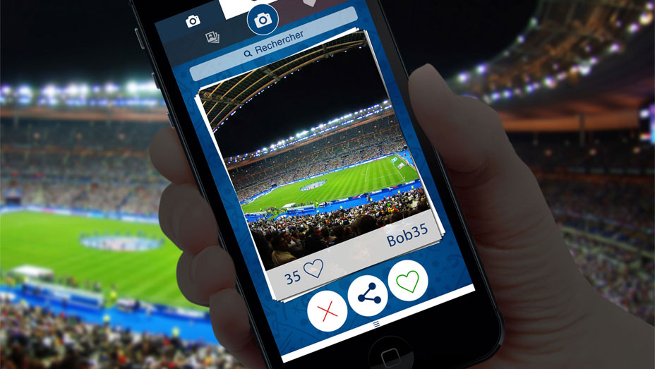 Application Youro - Euro 2016