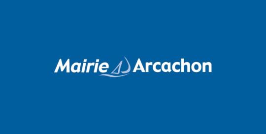 Logo de la mairie d'Arcachon
